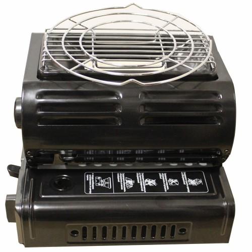 Обогреватель (плита) инфракрасный газовый с переходником