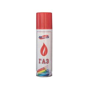 """Газ для зажигалок """"RUNIS""""(с насадками)210мл. Россия"""
