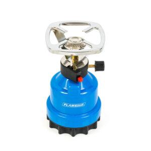 Портативная газовая плитка HANDY под прокалываемый газовый баллон 190гр. c пьезоэлементом