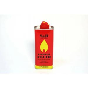 """Бензин для зажигалок """"S&B"""" 133мл. Россия"""