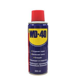 """""""WD-40"""" 200мл. Великобритания"""