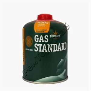 """Газовый баллон """"GAS STANDARD"""" 450гр. Корея"""