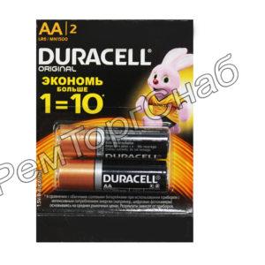 Батарейки DURACELL Basic LR6AA BL12(2*6)Alkaline 1,5Vотрывные