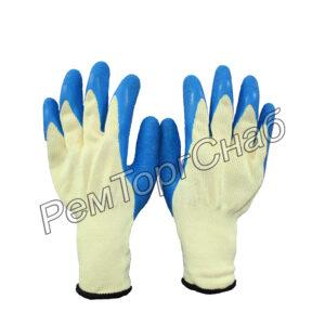 Перчатки Торо Рубинорм СВС с рельефным покрытием из натурального латекса.
