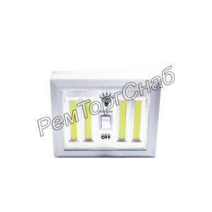 Светодиодный светильник на батарейках от батареек.AAA-4 шт.