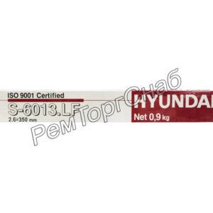 Электрод Уневерсальный с рутиловым покрытием (d=3,2 *350мм) 0,9 HYUNDAI Южная Корея.