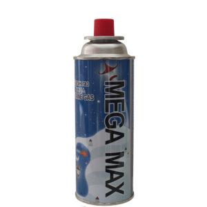 "Газовый баллон ""MEGA MAX"" 220гр. Корея"