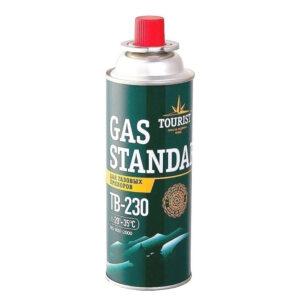"""Газовый баллон """"GAS STANDARD"""" 220гр. Корея"""